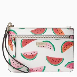 NWT Kate Spade Shore Street Tinie watermelon